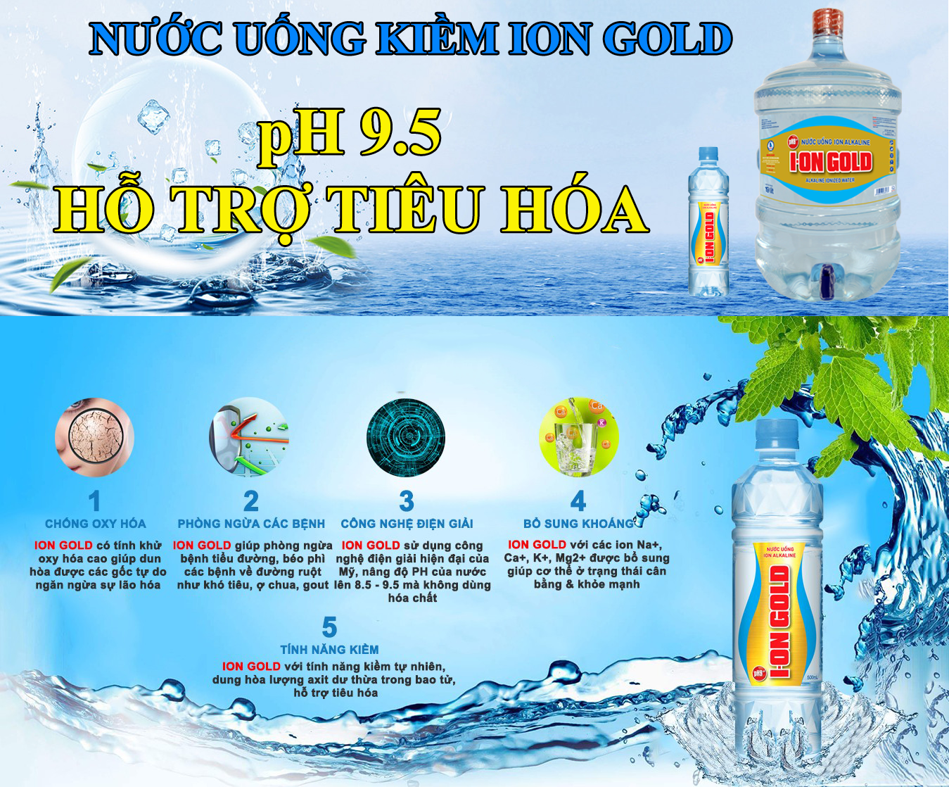 1. Iongold