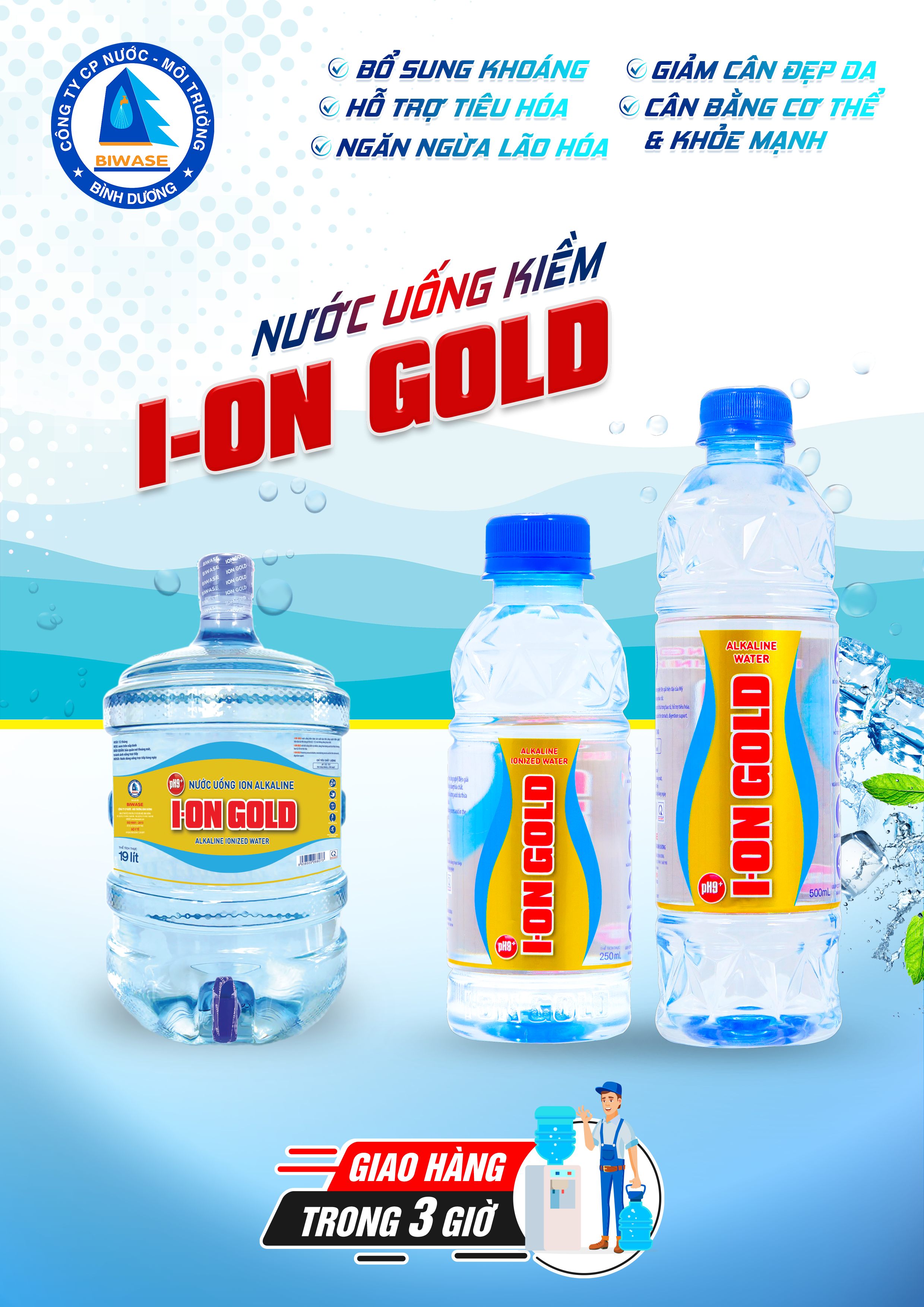 Ion Gold
